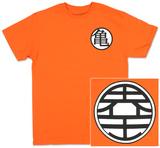 Dragonball Z - Kame Symbol Skjortor