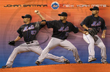 New York Mets Johan Santana Photo