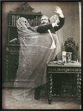 Spirit Photograph, 1863 Prints by E. Thiebault