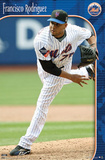 New York Mets (Francisco Rodriguez) Posters