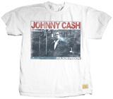 Johnny Cash - Folsom Prison (premium) Tシャツ : ジム・Marshall