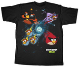 Angry Birds Space - Solar System Tshirt
