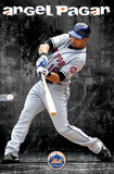 New York Mets Angel Pagan Photo