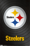 Pittsburgh Steelers Logo Posters