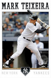 New York Yankees Mark Teixeira Posters