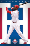 Philadelphia Phillies Ryan Howard Prints