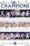 New York Yankees 2000 World Series Champions Posters