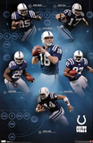 Indianapolis Colts Offense Posters