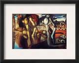 Dali: Narcissus, 1934 Framed Giclee Print by Salvador Dalí