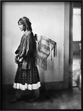 Apache Woman, C1902 Prints by Carl Werntz