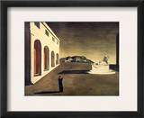 Chirico: Melancolie, 1913 Framed Giclee Print by Giorgio De Chirico