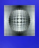 Sol ut Limited Edition by Victor Vasarely