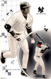 New York Yankees David Justice Prints