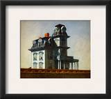 Edward Hopper Framed Giclee Print by Edward Hopper