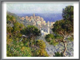 Monet: Bordighera, 1884 Posters by Claude Monet