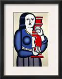 Leger: Woman, 1927 Framed Giclee Print by Fernand Leger