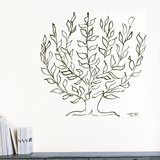 Le Platane Wall Decal by Henri Matisse