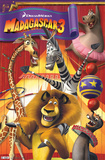 Madagascar 3 - Group Prints