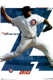 Chicago Cubs (Carlos Zambrano) Posters