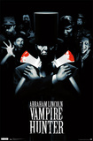 Abraham Lincoln Vampire Hunter - Double Ax Posters