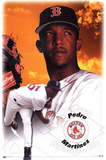 Boston Red Sox Pedro Martinez Pitching Prints