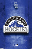 Colorado Rockies Logo 2011 Prints