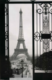 Eiffel Tower (Gate, Paris) Prints