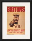World War I: Poster, 1914 Framed Giclee Print