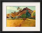Gauguin: Tahiti, 1891 Framed Giclee Print by Paul Gauguin