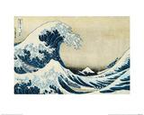 Under the Wave, Off Kanagawa Posters by Katsushika Hokusai