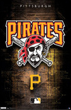 Pittsburgh Pirates Logo 2011 Prints