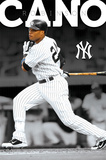 New York Yankees Robinson Cano Posters