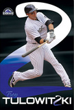 Colorado Rockies Troy Tulowitzki Print