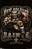 New Orleans Saints (Mascot, Grinding It Out Since 1967) Photo