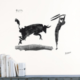 Toros y toreros,1959 Wall Decal by Pablo Picasso