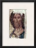 Russian Icons: The Saviour Framed Giclee Print by Andrei Rublev