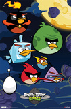 Angry Birds Space Posters