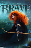 Brave - One Sheet Pôsters