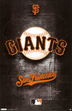 San Francisco Giants Logo 2011 Posters