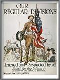 World War I: U.S. Army Prints by James Montgomery Flagg