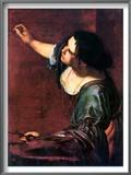 Artemisia Gentileschi Posters by Artemisia Gentileschi