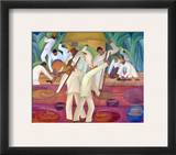 Revueltas: El Trapiche Framed Giclee Print by Fermin Revueltas