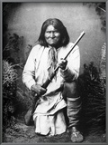 Geronimo (1829-1909) Prints
