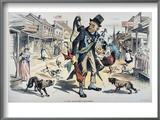 Prohibition  Cartoon, 1889 Posters by Joseph Keppler