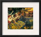 Degas: Four Dancers, C1899 Framed Giclee Print by Edgar Degas