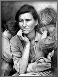 Migrant Mother, 1936. Art by Dorothea Lange