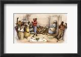 Voodoo Dance, 1885 Framed Giclee Print by Edward Windsor Kemble
