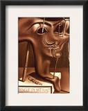 Dali: Self-Portrait, 1941 Framed Giclee Print by Salvador Dalí