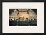 Dali: Last Supper, 1955 Framed Giclee Print by Salvador Dalí