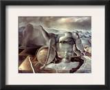 Dali: Enigma, 20Th Century Framed Giclee Print by Salvador Dali